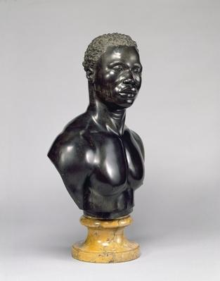 Bust of a man, c.1758