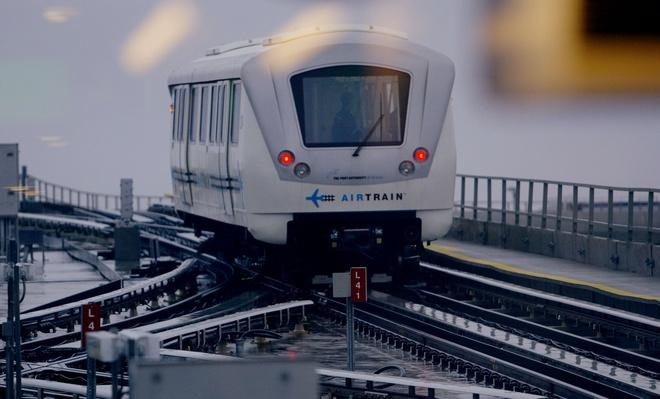 New Airtrain Begins JFK Airport | Evolution of the Railroad (Engine)