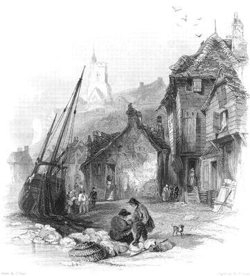 View of Folkestone