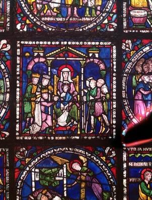 Nativity with Magi and Shepherds