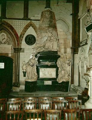 Funeral Monument to John Campbell, 2nd Duke of Argyll