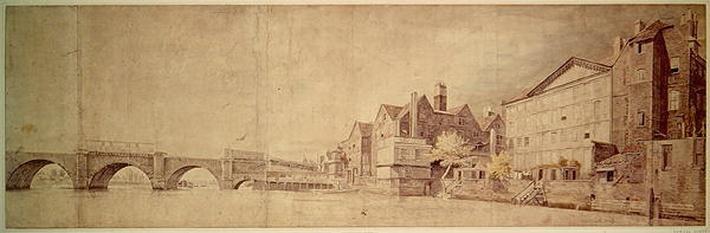View of Westminster Bridge
