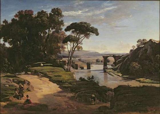 The Bridge at Narni, c.1826-27
