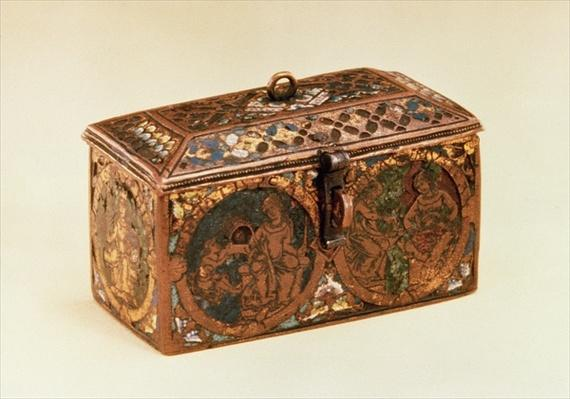Casket, 13th century