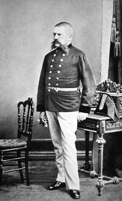 Alois Hitler, father of Adolf Hitler