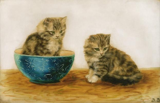 Felines at Play