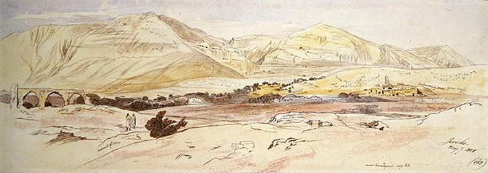 Jericho, 7 May 1858