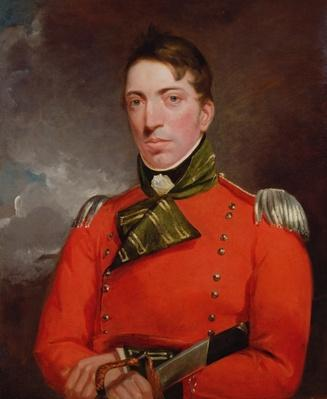 Captain Richard Gubbins, c.1804-05
