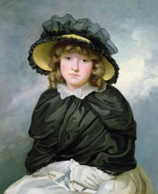 Louisa Lane, called 'Cecilia', before 1782