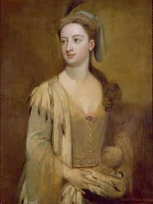 A Woman, called Lady Mary Wortley Montagu, c.1715-20