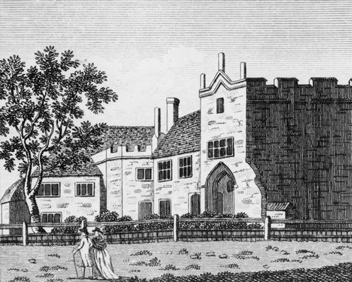 Dartford Priory, Kent
