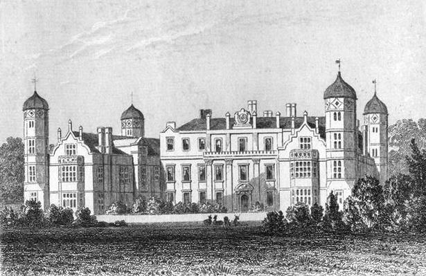 View of Cobham Hall