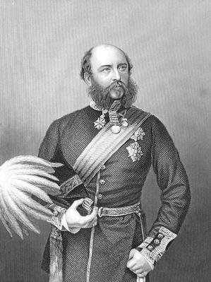 Portrait of H.R.H. The Duke of Cambridge