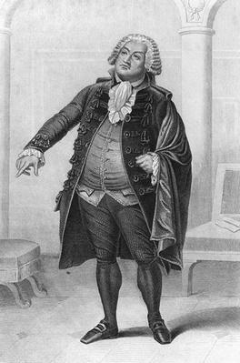 Portrait of Mirabeau