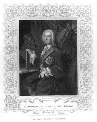 Portrait of Richard Boyle, Earl of Burlington
