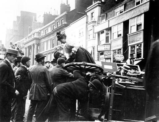 A Street Accident