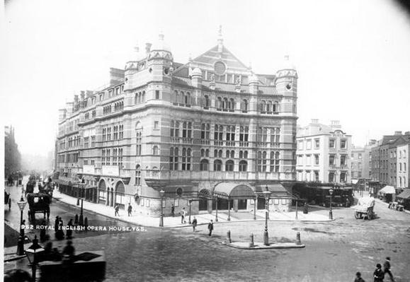 Royal English Opera House, 1891