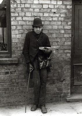 Match-Seller. c.1900