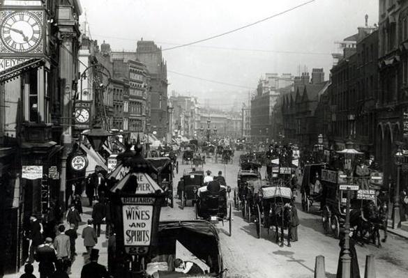 High Holborn, London, c.1890