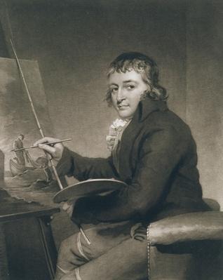 George Morland, 1805