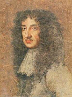 Charles II, c.1675
