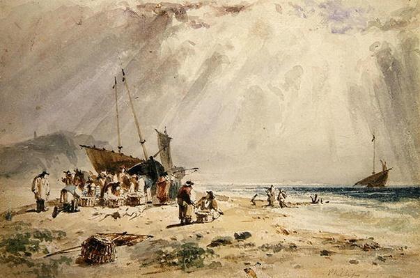 Fishmarket on the Beach