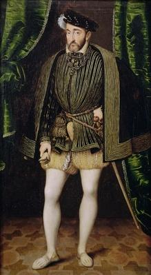 Portrait of Henri II