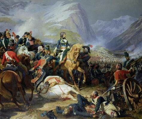 The Battle of Rivoli, 1844