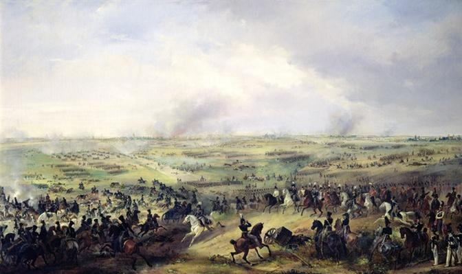 The Battle of Leipzig, 16-19 October 1813
