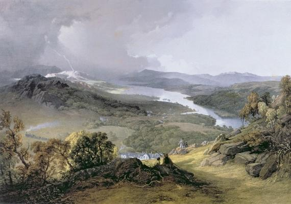 Windermere: from Orrest Head