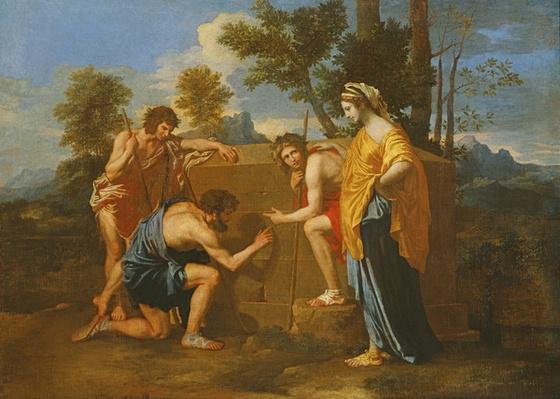 Arcadian Shepherds