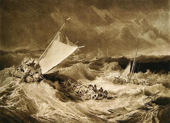 A Shipwreck, 1806