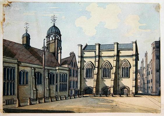 Lincoln's Inn Hall and Chapel