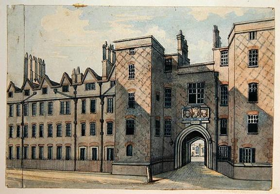 Lincoln's Inn Gate