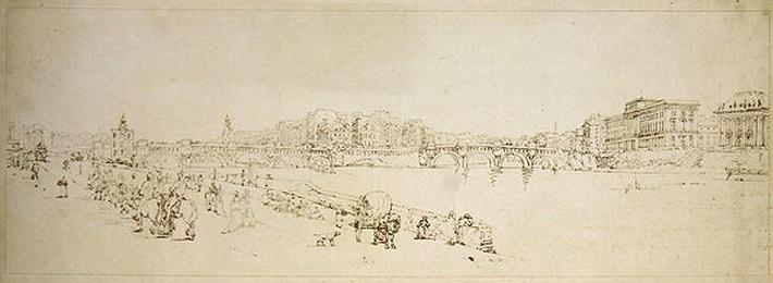 View of Pont Neuf, c.1802