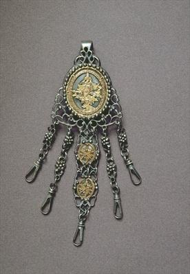 Chatelaine, late 18th century