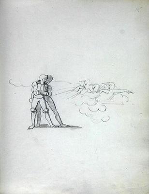 John Philip Kemble as Hamlet, 1783