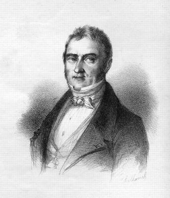Portrait of Jacques Laffitte
