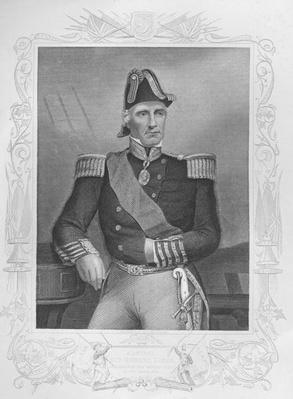 Portrait of Lord Edmund Lyons