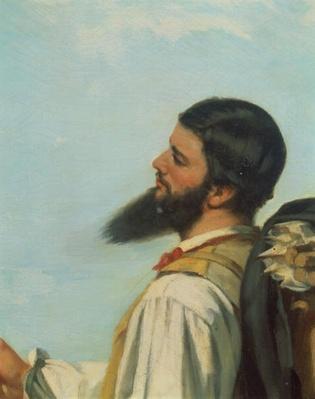 La Rencontre ou Bonjour M.Courbet,