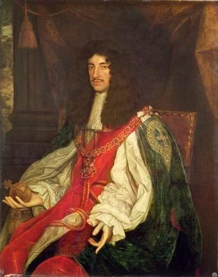 Portrait of King Charles II, c.1660-65
