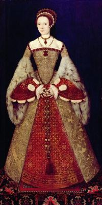Portrait of Catherine Parr, c.1545
