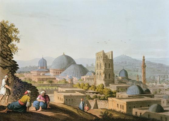 City of Jerusalem, 1812