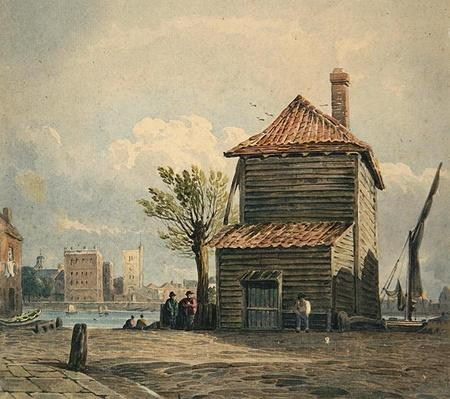 The Horse Ferry, Millbank
