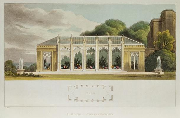 Gothic Conservatory, 1832
