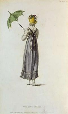 Walking Dress, 1814
