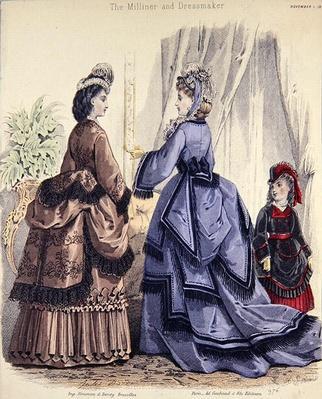 The Milliner and Dressmaker, 1888