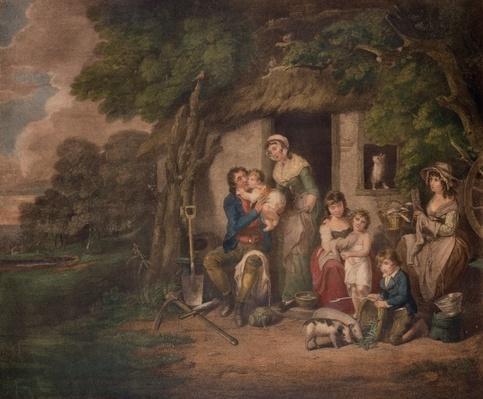 Saturday Evening, 1795