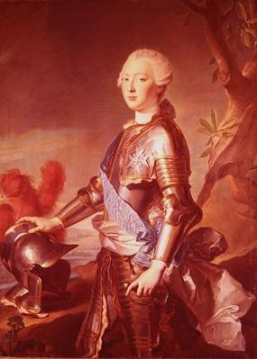 Portrait of Louis-Joseph de Bourbon, 1794
