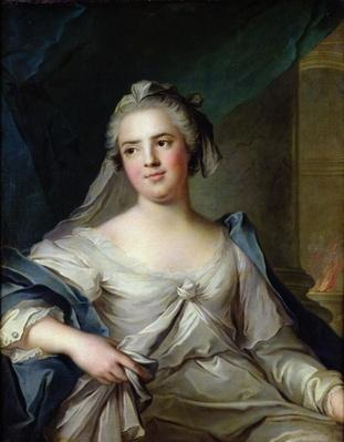 Madame Henriette as a Vestal Virgin, 1751